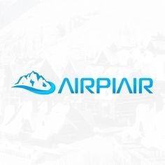 Logotipo para airpiair Home Decor, Design Web, Logos, Creativity, Decoration Home, Room Decor, Home Interior Design, Home Decoration, Interior Design