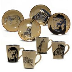 Safari Style Dishware Looking For Answers About This Product