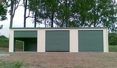 The great thing about portal frame sheds is that we can grow with you, for example if you buy a triple garage and you have 2 cars and a boat, then your child gets their own car you dont need to buy a new shed just extend your exsisting one, just add another bay or …