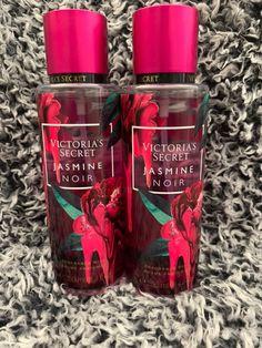 2 Victoria's Secret Jasmine Noir Set on Mercari Body Mist, Body Spray, Beauty Skin, Jasmine, Mists, Health Care, Fragrance, Victoria's Secret, Perfume