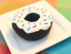 DIY Donuts for Pretend and Dramatic Play in Preschool and Kindergarten