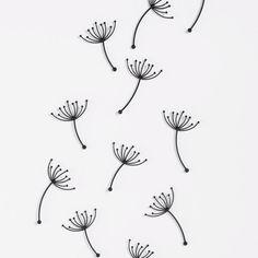 I'm really feeling the dandelions for some zen like reason