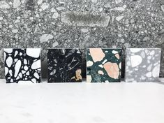 Terrazzo resin collection is waiting for you.