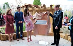 Recap Day 2 - Canada Tour 2016 - The Duke and Duchess of Cambridge in Vancouver during their Royal Tour of Canada    September 25, 2016  