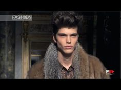 ROBERTO CAVALLI Menswear Fall WInter 2015-2016 discover all the catwalks of Milan Fashion Week, on Fashion Channel!!!