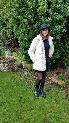 Fur & tul... I love it
