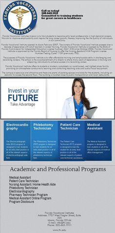 http://fvi.edu/ Florida Vocational Institutes mission is to train students to become entry level professionals in high demand careers. We aim to improve employability and inspire life long career growth, thereby improving the life quality of individuals in our community.