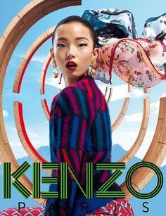 Kenzo Paris Hiver 2012 2013 : Campagne Accessoires