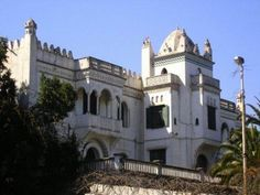 Villa Abd-el-Tif-الجزائر VILLA DES ORANGERS (EL-BIAR) VILLA ABDELTIF (HAMMA)