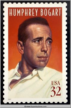 Humphrey Bogart Postage Stamp Jigsaw Puzzle by White Mountain: White Mountain Humphrey Bogart Jigsaw Puzzle 1000 Pieces X Ages Hollywood Legend - Humphrey Bogart, created from the US Postal Service commemorative stamp collection. Humphrey Bogart, Bogie And Bacall, Commemorative Stamps, Lauren Bacall, Postage Stamp Art, Stamp Collecting, Movie Stars, Angeles, Vintage Hollywood