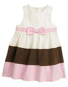 Modelos de Vestidos Infantis para Crianças Pequenas Baby Girl Skirts, Baby Dress, Casual Dresses, Girls Dresses, Summer Dresses, Kids Frocks, Jumper Dress, Plus Size Dresses, Pink Girl