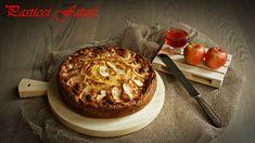 Torta+di+mele+alla+crema+pasticcera