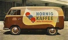 Vintage VW Bus Signage » Blog » Delicious Industries