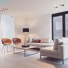 gorgeous 34 Best Minimalist Home Design Ideas That Becomes Everyones Dream Home Living Room, Interior Design Living Room, Living Room Designs, Living Room Decor, Interior Colors, Interior Livingroom, Interior Design Minimalist, Home Decor Accessories, Cheap Home Decor