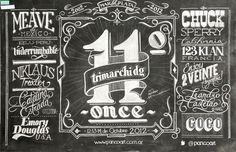 Trimarchi DG 2012 via by9tumblr.com #typography