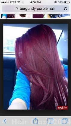 Going from Red to Burgundy Wine? - Forums - HairCrazy.info