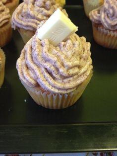 Cupcake vaniglia e biscotti