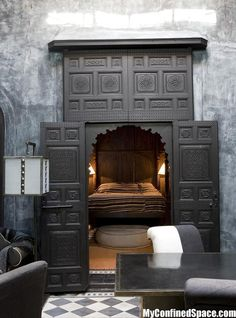 Secret Bedroom I need one o those