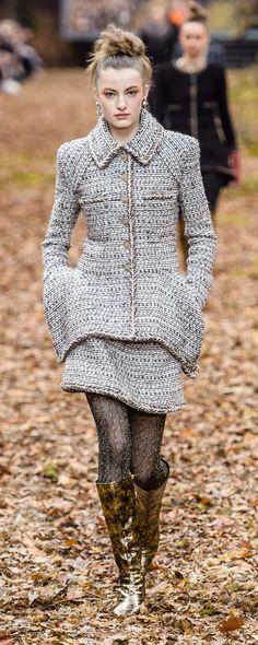 Chanel Fall-winter 2018-2019 - Ready-to-Wear