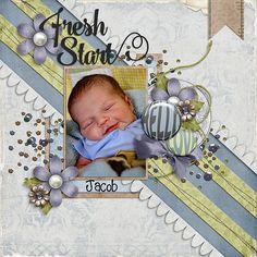Fresh Start - Scrapbook.com