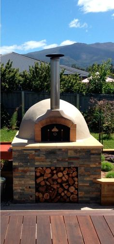 Outdoors Discover PreCut Brick Oven Kits The Fire Brick Co. Brick Oven Outdoor, Pizza Oven Outdoor, Outdoor Cooking, Brick Grill, Brick Oven Pizza, Wood Oven, Wood Fired Oven, Four A Pizza, Fire Pizza