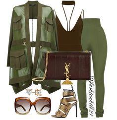 Money Moves Monday💪🏽 DETAILS: Cardigan/Pants #Balmain Bodysuit #Prettylittlethings Purse #Ysl Shoes/Frames #Tomford #styledbyfashionkill21