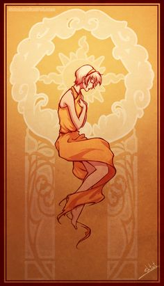 ::Light by Shtut; Seer of Light, Rose Lalonde