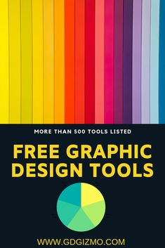 More than 500 Graphic Design Tools & Utilities listed. Simply choose a category and search the available online tools. It's Free! Graphic Design Tools, Tool Design, Logo Design Inspiration, Search, Free, Searching