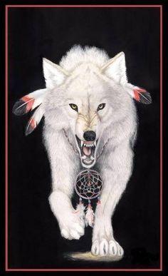 Spirit Wolf!!!