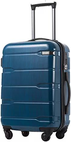Price: (as of – Details) Product Description Designed to provide travelers comfort, functionality, reliability, and peace of mind, our suitcase is suitable for carrying. Hard Suitcase, Honeymoon Outfits, Packing Clothes, Things To Buy, Stuff To Buy, Oh The Places You'll Go, Best Brand, Carry On, Abs