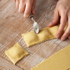 Homemade Ravioli. I used the dough recipe.