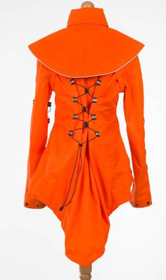 The Dublette Expandable jacket   Georgia in Dublin