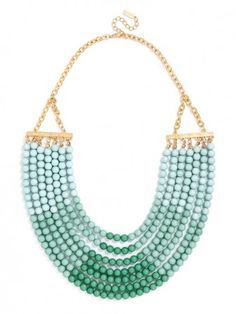 The source for high quality fashion jewelry without the markup. Jewelry Box, Jewelry Necklaces, Jewelry Design, Designer Jewelry, Turquoise Necklace, Fashion Jewelry, Bling, Beading Ideas, Jewels