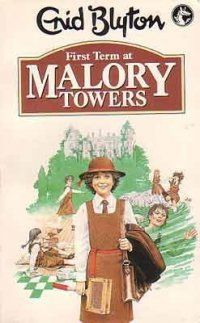 First Term at Malory Towers - Enid Blyton - I loved the Malory Towers books, essential childhood reading 1980s Childhood, My Childhood Memories, Nice Memories, Comics Vintage, Vintage Books, Vintage Lego, Good Books, My Books, Enid Blyton Books