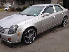 """2005 cadillac cts 3.6 20"""" rims - $7500 (Cortland NY) Rims For Sale, Wheels For Sale, 20 Rims, Custom Wheels And Tires, Cadillac Cts, Two By Two, Trucks, Ads, York"""