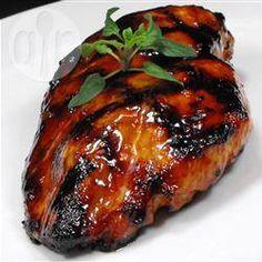 Foto Receita: churrasco frango asiática