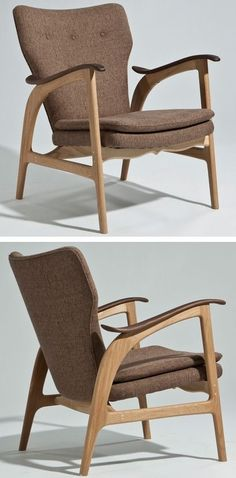 Hans Wegner Style Model 3 Chair