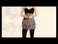 VCTRY's BLOG: Vestido transformable Dynamic de Emami (multivestido)