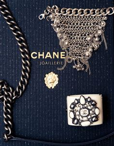 Jewelry Chanel Bombay '12