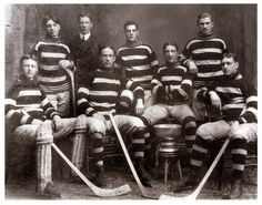 "The Ottawa Senators & The Cup - The ""Silver Seven"" won Lord Stanley's Cup ten times"