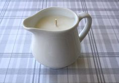 soy massage candles....I am so making this for Christmas gifts!