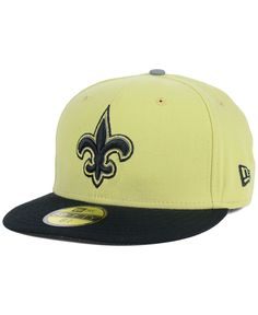 9a9ae739443c2 New Era Kids  New Orleans Saints Thanksgiving On-Field Reflective 59FIFTY Cap  New Orleans