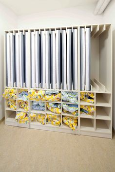 Couches and bedding cabinets | Kindergarden furniture Fantasy