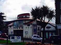 Holiday visit to Campbeltown harbour and the oldest cinema in Scotland. @KermodeMovie, wittertainment cruise?