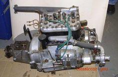 Austin 7 Engine from the Gordon Brettell Austin