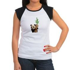 Panda T-Shirt > Panda > Jeanine's_Design