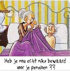 grappige cartoons pensioen - Google zoeken