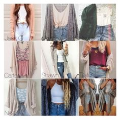 Your Cardigan Outfit - Magcon Preference Magcon Preferences, Magcon Imagines, Fall Outfits, Casual Outfits, Cute Outfits, Casual Date Night Outfit, Teen Fashion, Fashion Outfits, Magcon Boys
