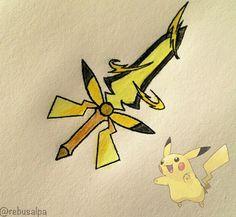 Pokeapon-Pikachu