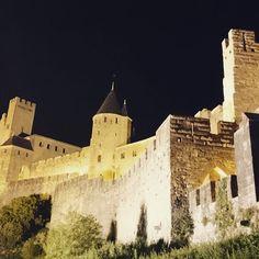 Terminando la primera entrada de los diarios del sur de #Francia Foto de las murallas de #Carcassonne.  #worldplaces #world_places #world_shots #world_shotz ##beautifulplaces #worldcaptures #wonderful_places #worldtravelbook #wonderful_shots #webstagram #wonderlust #wanderlust #wonderlust #beautifuldestinations #instatravel #mytravelgram #igtravel #instadaily #igers #igdaily